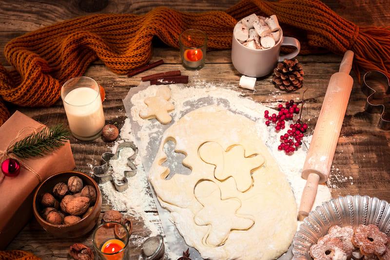 Vánoční cukroví jednoduše a zdravě
