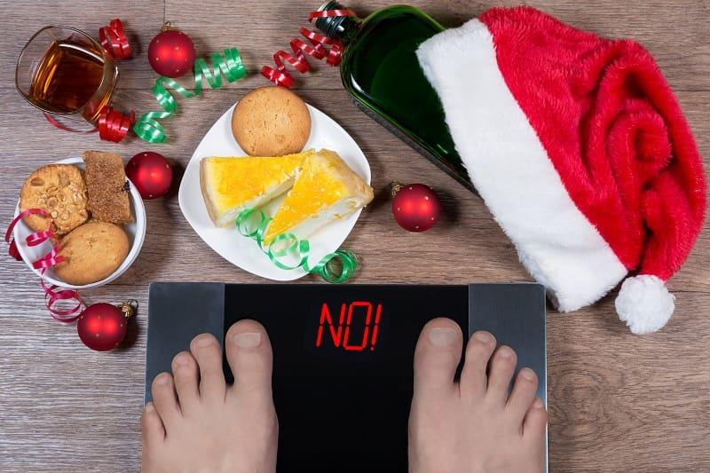Jak nepřibrat – ani přes Vánoce